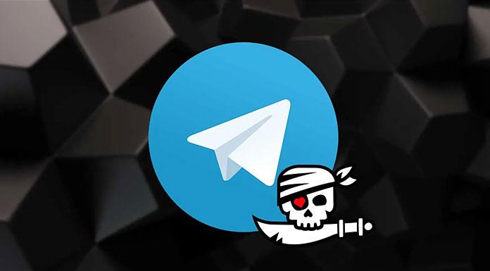 Telegram і музичне піратство - Музичний берег