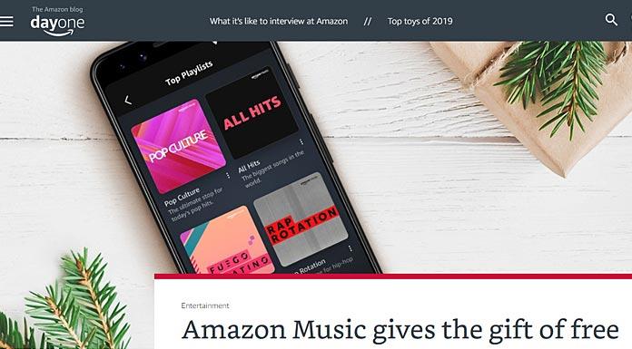 Amazon music free - Музичний берег